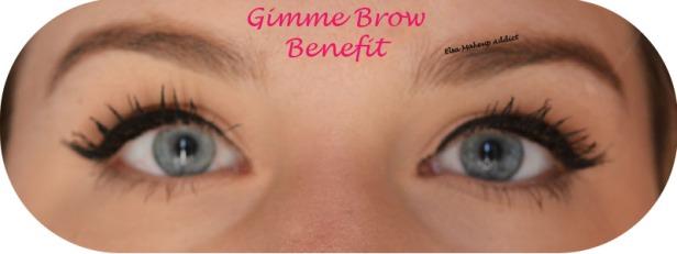 Gimme Brow Benefit vs. Make Me Brow Essence 8