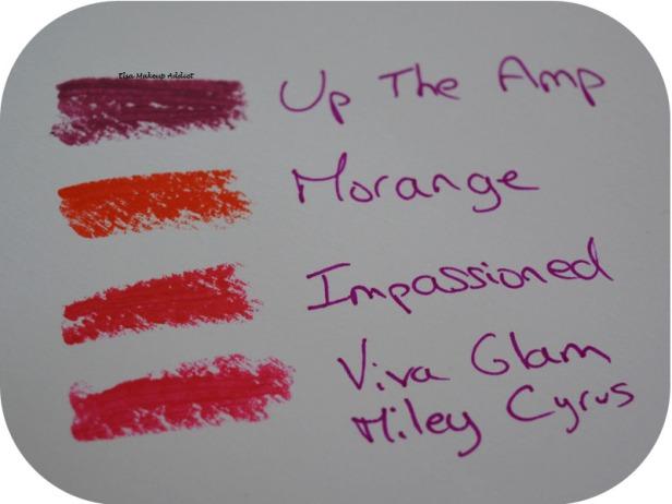 Rouges à lèvres MAC Finis Favoris 9