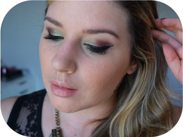 Tropical Indian Summer Makeup 1