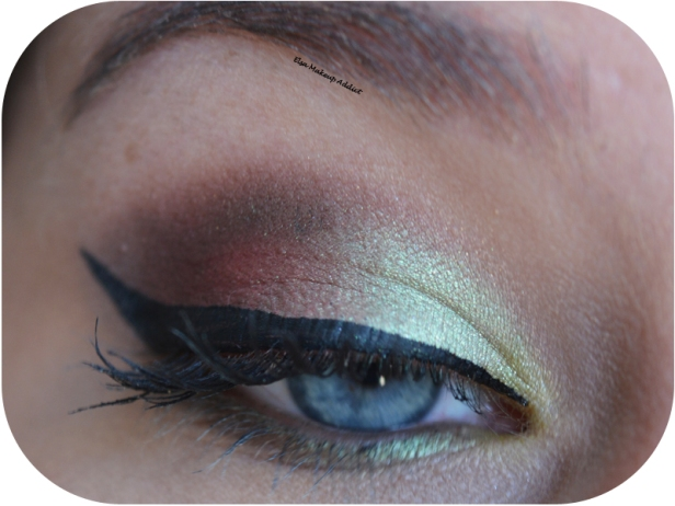 Tropical Indian Summer Makeup 2