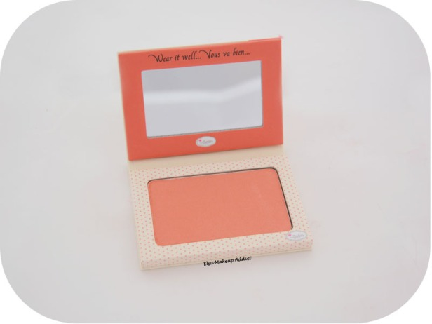 Blush Instain Swiss Dot TheBalm 2