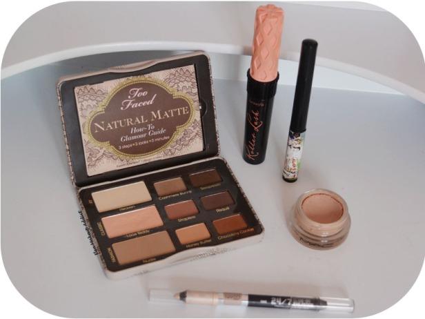 Makeup Look Pin Up 8