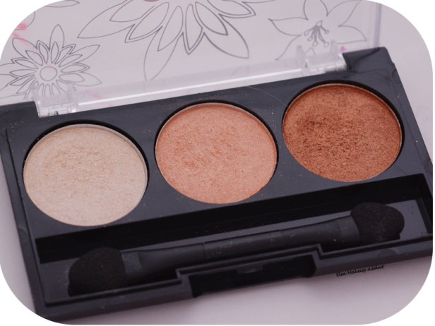 Palette Pop Beauty Naturally Bare Makeup 9