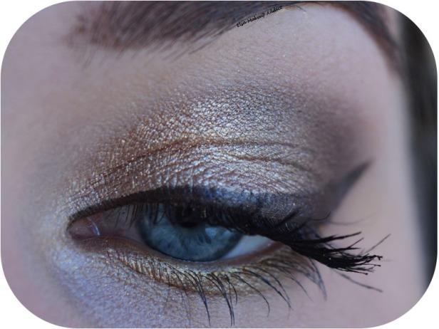 Makeup Fall Look 1