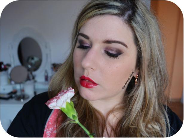 Makeup Rose Romantic Love Palette Too Faced True Love 3