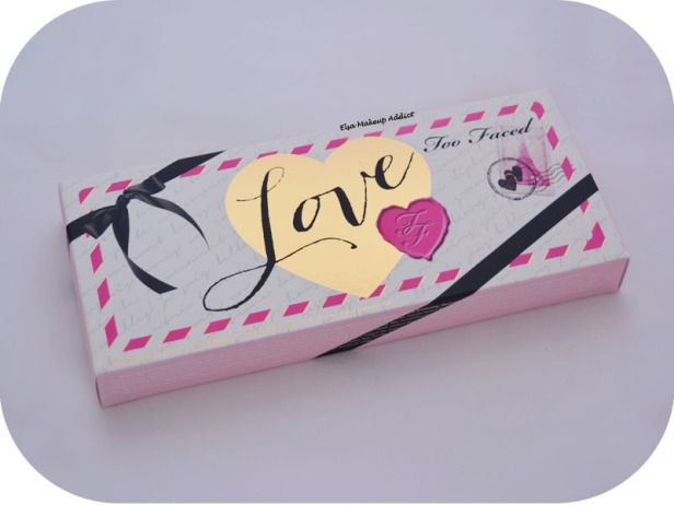 Palette Love Eye Shadow Collection Too Faced 1