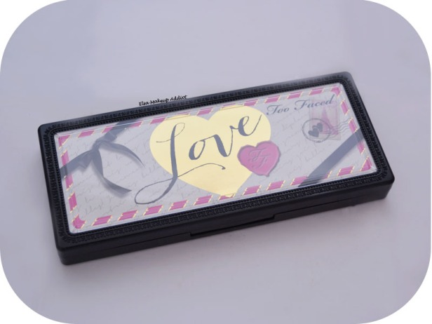 Palette Love Eye Shadow Collection Too Faced 2