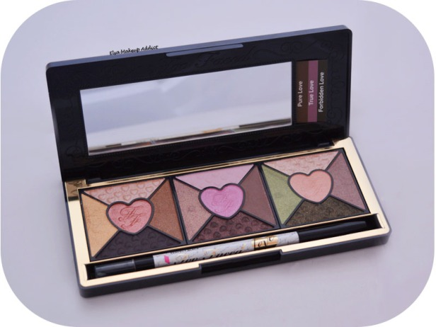 Palette Love Eye Shadow Collection Too Faced 3