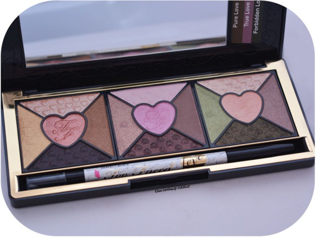 Palette Love Eye Shadow Collection Too Faced 4