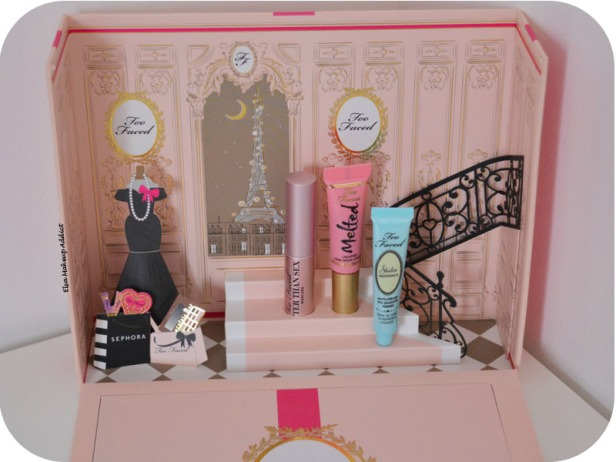 Coffret Le Grand Palais Too Faced 4