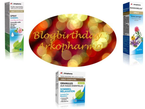 Concours 3ans Arkopharma