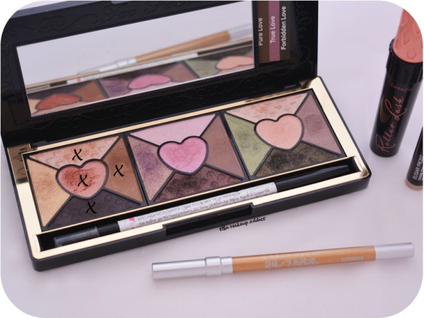 Cooper Makeup Love Palette Too Faced 6