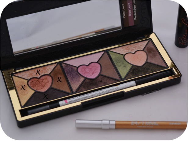 Gold Makeup Love Palette Too Faced 6