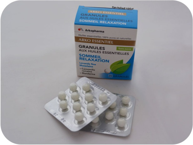 Granules Sommeil Relaxation Arkopharma 1