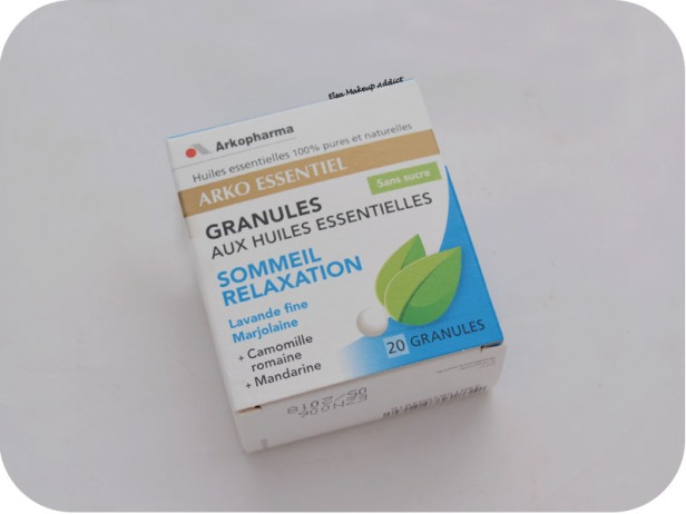Granules Sommeil Relaxation Arkopharma 2