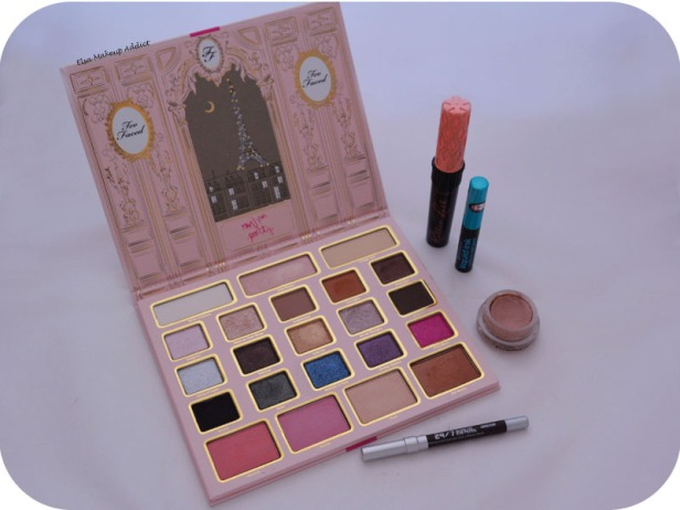 Makeup Smoky Olive le Grand Palais Too Faced 4