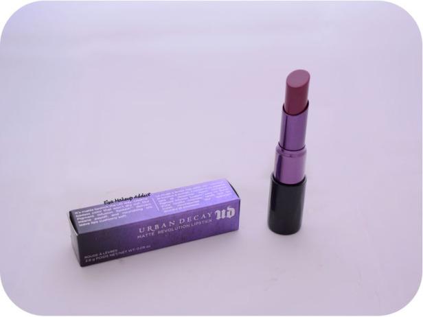 Matte Revolution Lipstick After Dark Urban Decay 1
