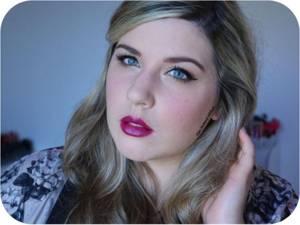 Matte Revolution Lipstick After Dark Urban Decay 5