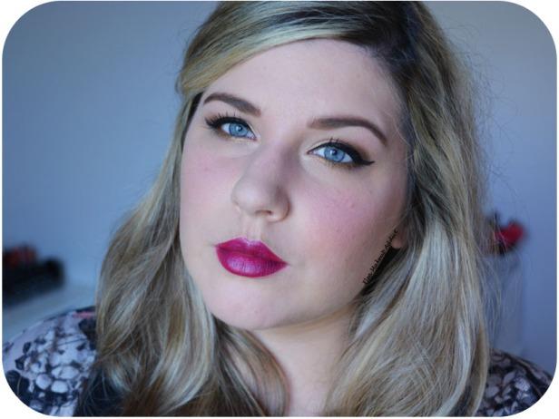 Matte Revolution Lipstick After Dark Urban Decay 6