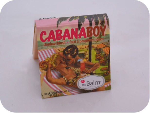 Blush CabanaBoy TheBalm 1
