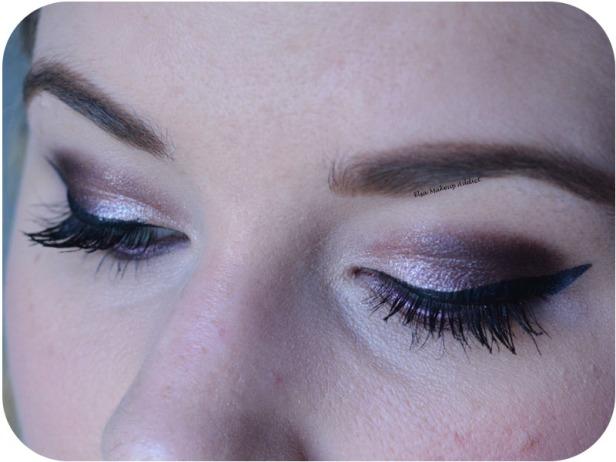 Pink Burgundy Makeup Gwen Stefani UD 3