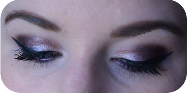 Pink Burgundy Makeup Gwen Stefani UD 5