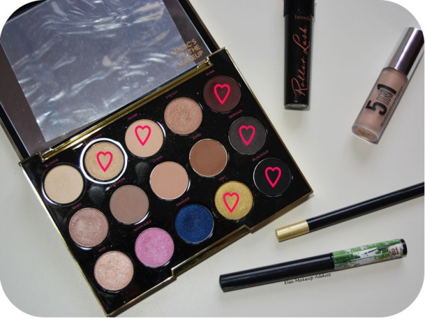 Smoked Night Makeup Gwen Stefani Urban Decay 8