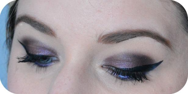 Galaxy Makeup Gwen Stefani Urban Decay 3