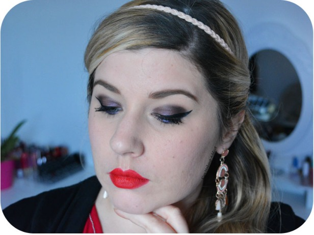 Galaxy Makeup Gwen Stefani Urban Decay 4