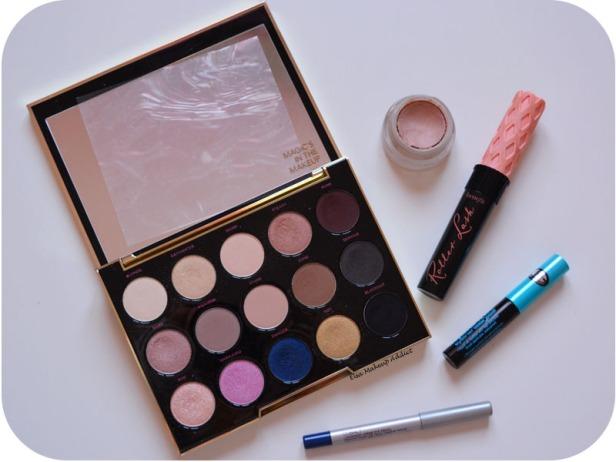 Galaxy Makeup Gwen Stefani Urban Decay 6