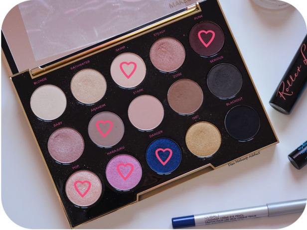 Galaxy Makeup Gwen Stefani Urban Decay 7