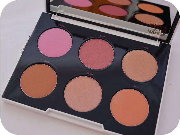 Palette Blush Gwen Stefani Urban Decay 7