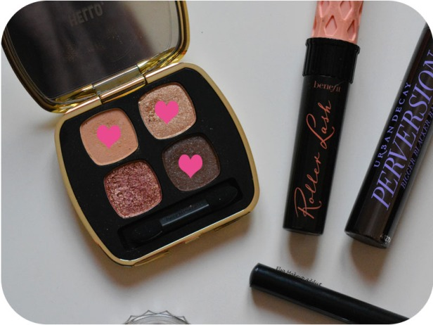 Luminous Champagne Makeup Lovescape The Instant Attraction BareMinerals 7