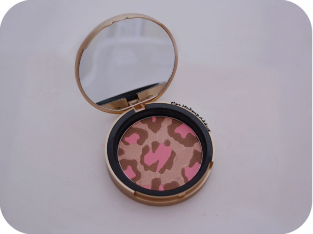 Blushing Bronzer Pink Leopard Too Faced 3