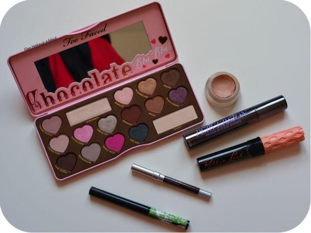 Makeup Pink Pop Chocolate Bon Bons Too Faced 6