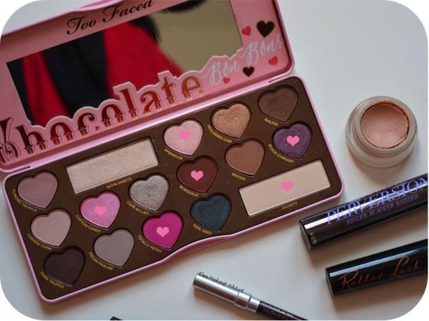 Makeup Pink Pop Chocolate Bon Bons Too Faced 7