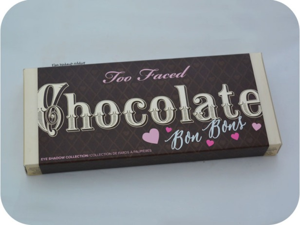 Palette Chocolate Bon Bons Too Faced 1