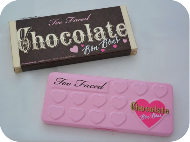 Palette Chocolate Bon Bons Too Faced 2