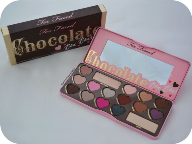 Palette Chocolate Bon Bons Too Faced 3