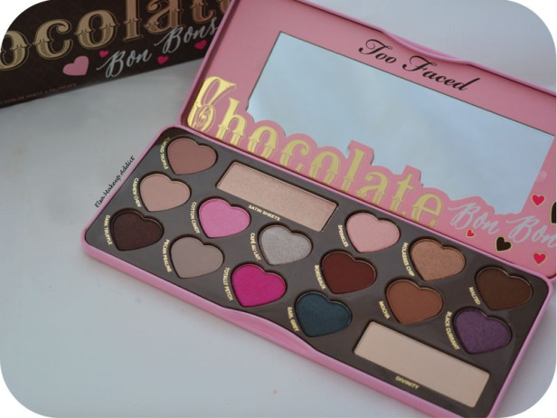 Palette Chocolate Bon Bons Too Faced 4