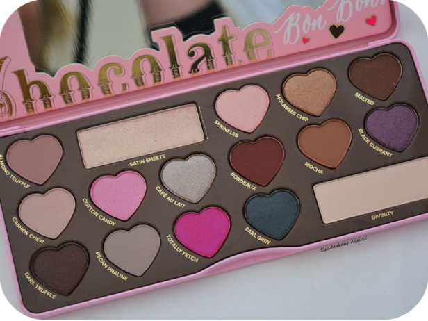 Palette Chocolate Bon Bons Too Faced 7