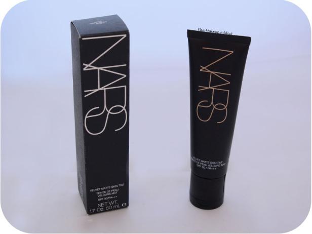 Velvet Matte Skin Tint Nars 1