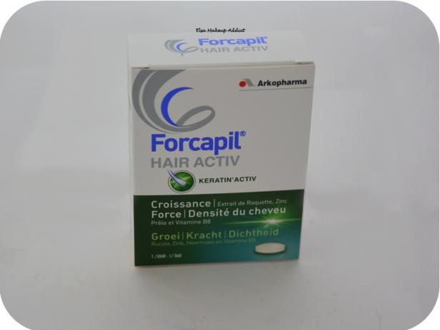 Forcapil Hair Activ Arkopharma 2