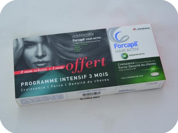 Forcapil Hair Activ Arkopharma
