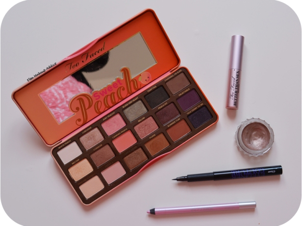 Just Peachy Makeup Sweet Peach Too Faced 6