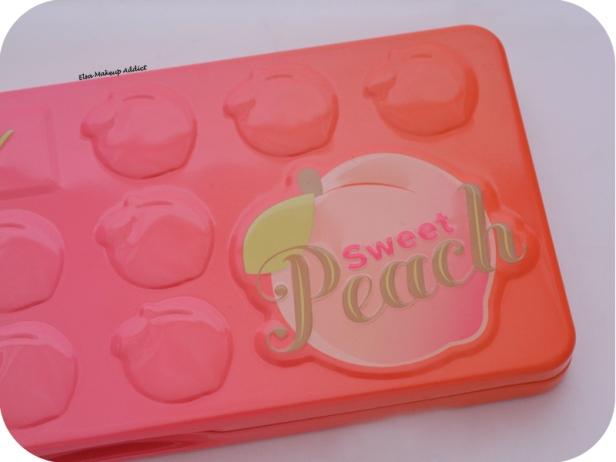 Palette Sweet Peach Too Faced 4