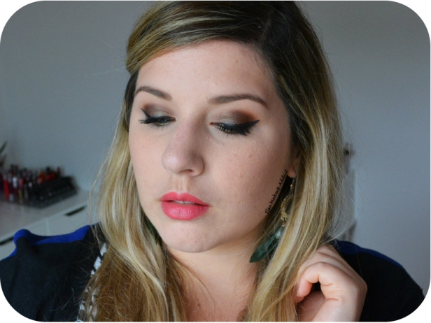 Smoked Olive Makeup Sweet Peach Too Faced 4