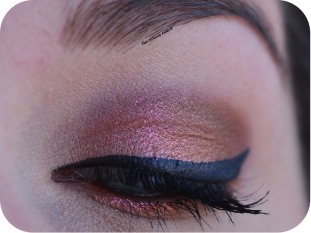 Luminous Red Copper Makeup Moondust Urban Decay 2