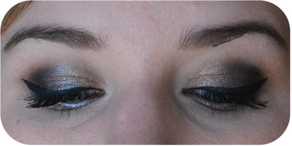 Makeup 100% Moondust Palette Urban Decay Galaxy 3