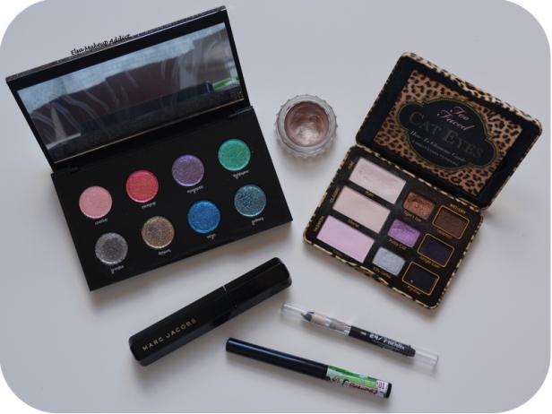 Makeup 100% Moondust Palette Urban Decay Galaxy 6